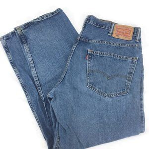 Levi's 550 Relaxed Fit Jeans * 38 X 30  00550-0033